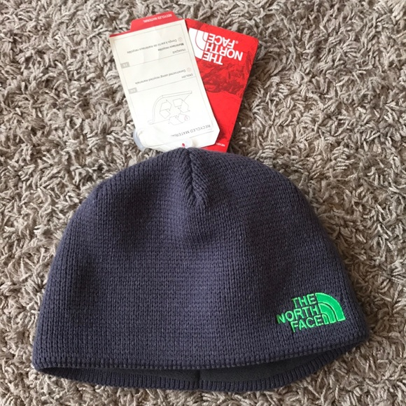 8419844a2 The North Face Accessories | Bones Beanie Youth Snorkel Hat M | Poshmark